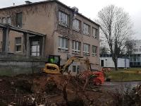 Rekonstrukce a přístavba Pavilonu P Lékárna Oblastní nemocnice Kolín as 01