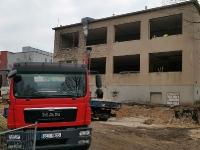 Rekonstrukce a přístavba Pavilonu P Lékárna Oblastní nemocnice Kolín as 03