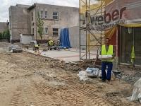 Rekonstrukce a přístavba Pavilonu P Lékárna Oblastní nemocnice Kolín as 05