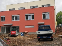 Rekonstrukce a přístavba Pavilonu P Lékárna Oblastní nemocnice Kolín as 06