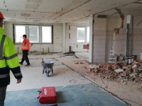 Rekonstrukce administratativní budovy - ZZN Polabí a.s. Kolín - 02