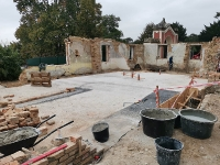 Revitalizace zámeckého areálu Karlova Koruna v Chlumci nad Cidlinou 01