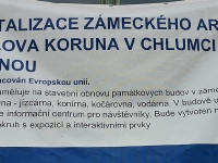 Revitalizace zámeckého areálu Karlova Koruna v Chlumci nad Cidlinou 02