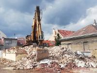 Výstavba Bytového domu Fügnerova ulice Poděbrady - 01