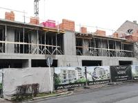 Výstavba Bytového domu Fügnerova ulice Poděbrady - 04