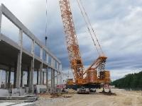 Výstavba Logistického centra - 06
