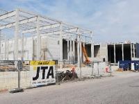 Výstavba Logistického centra - 07