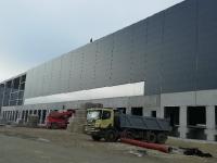 Výstavba Logistického centra - 09